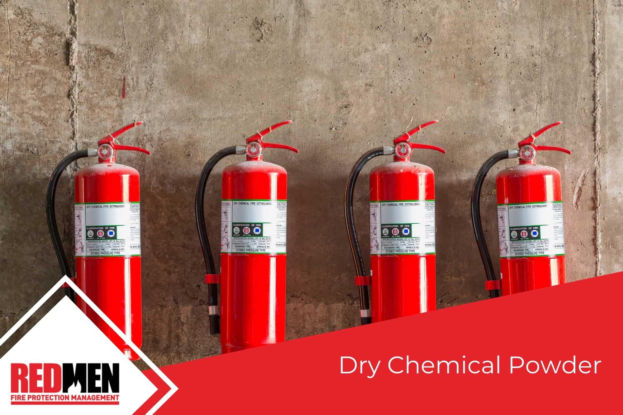 Dry Chemical Powder