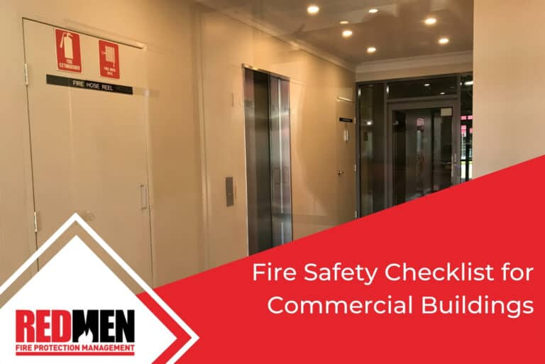 Fire Safety Checklist for Commercial Buildings