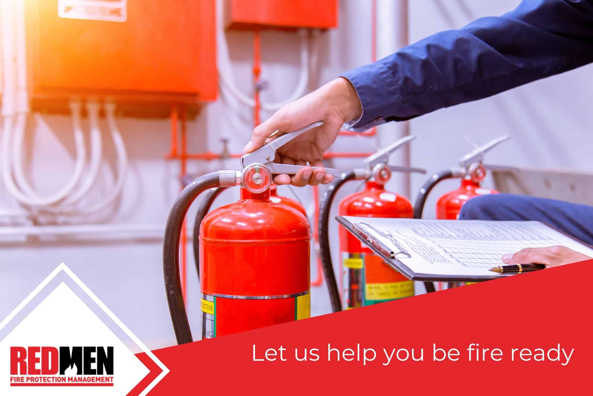 Let us help you be fire ready