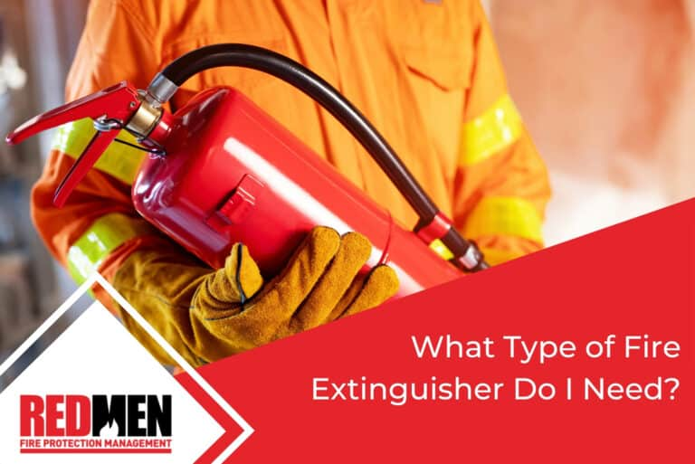 What Type of Fire Extinguisher Do I Need?