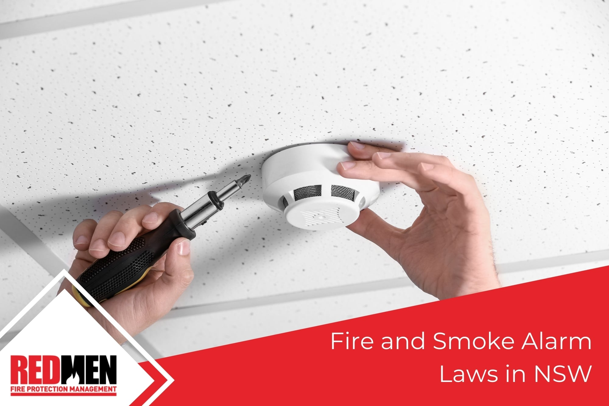 Fire and Smoke Alarm Laws in NSW