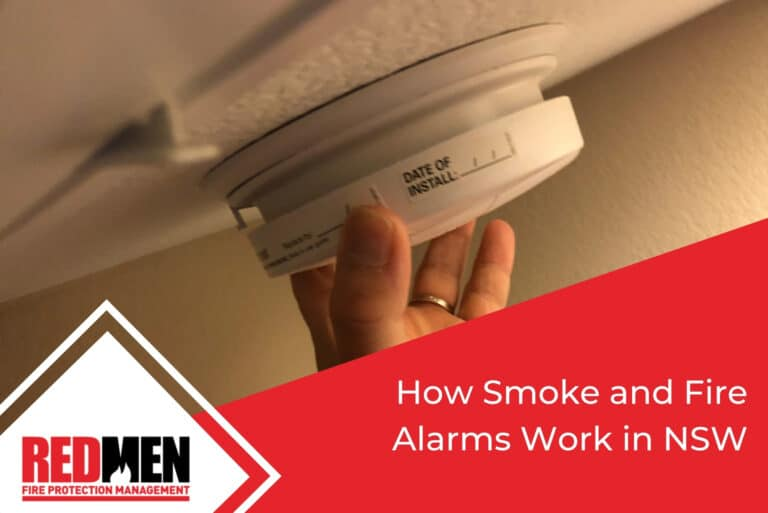 How Smoke and Fire Alarms Work in NSW
