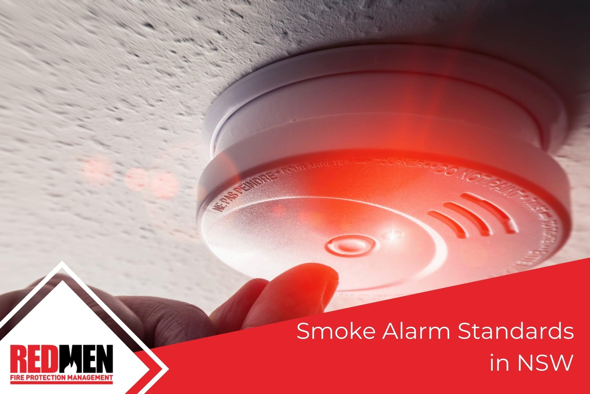 Smoke Alarm Standards in NSW